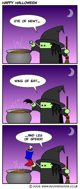 Witch Humor