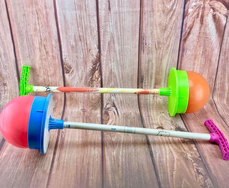 T-Ball Hoppers Kids Toys Girls & Boys Bundle Present Gift hello kitty one pogo