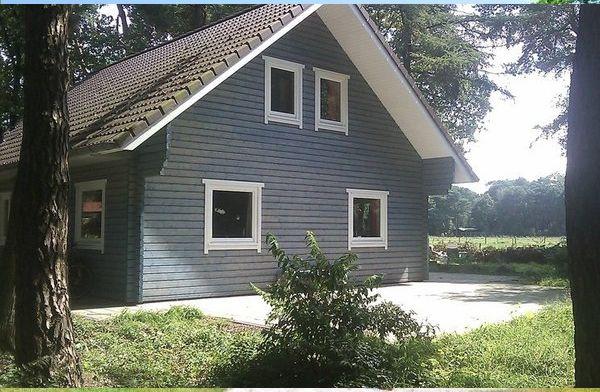 Luxe vakantiehuis is NORG met sauna