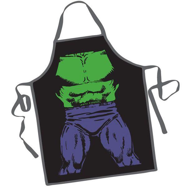 Incredible Hulk Character Apron $16.08