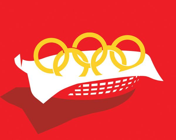 Why Some Olympic Athletes Need to Gorge - NYTimes.com