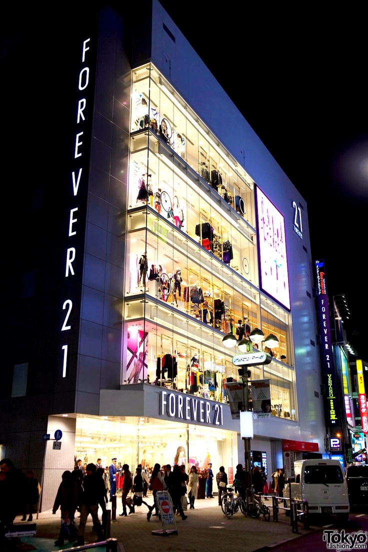 31 Best Store Design Forever 21 Images On Pinterest