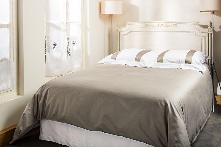 RIALTO - linge de lit haut de gamme, parure actuelle coton égyptien pur #linge de lit #luxe