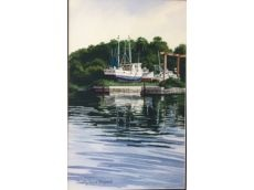 Artists Sandie Kellogg and Tim Shepherd team up for new exhibit at Harrison's restaurant and art gallery. Meet-the-Artists reception is 3 p.m. to 5 p.m. Sunday, June 3, 2012, at Harrison's, 2773 S. Church St., Burlington. (336) 584-0444.