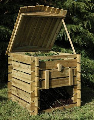 Compost bins are useful. I have several. There is always room for more. All of my compost bins double as worm farms.