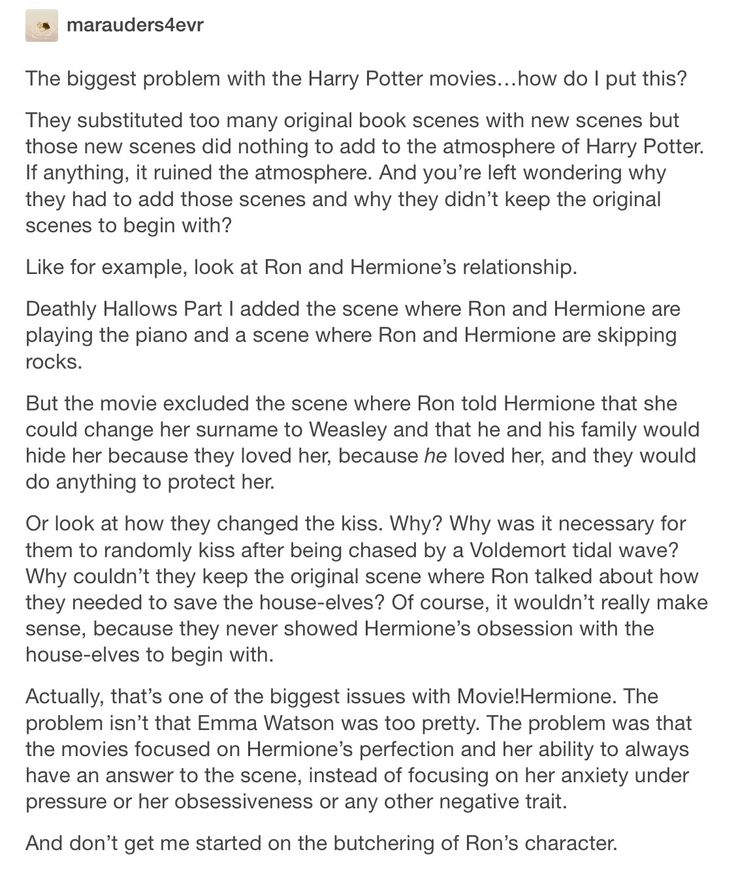 Love this although i feel like there's too much negativity towards the movies. For the record, I thought they were pretty great too