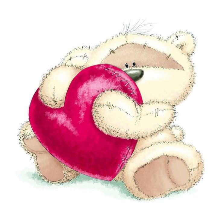 Fizzy Moon ❤️ Teddy Bear
