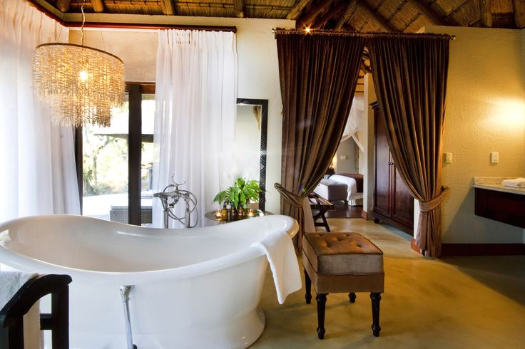 Luxury interiors at Dulini #SabiSandReserve #Safari http://www.pridelodges.com/index.php/game-lodges/prestige/dulini/