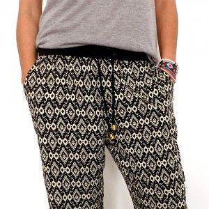 Calças   Miupi #adoromiupi #nice #p&b #preto #branco  #comfy #conforto #estampa #pattern #calca