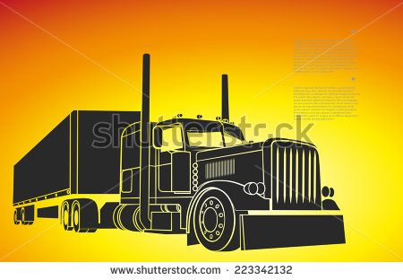 Semi-trailer Stock Photos, Images, & Pictures | Shutterstock
