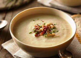 Πεντανόστιμη σούπα βελουτέ με γαρίδες - Νέα Διατροφής