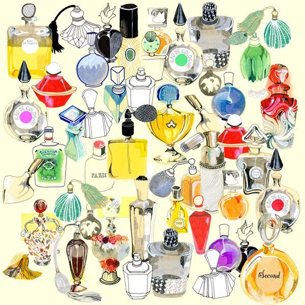 Hennie Haworth - perfume