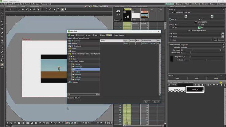 Opentoonz Tutorial 2 Projects on Vimeo