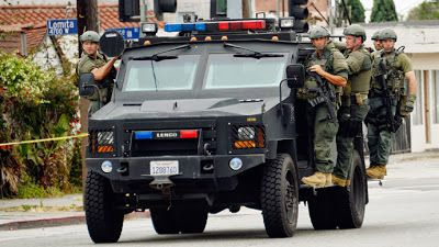 Militarization: When the extraordinary becomes ordinary