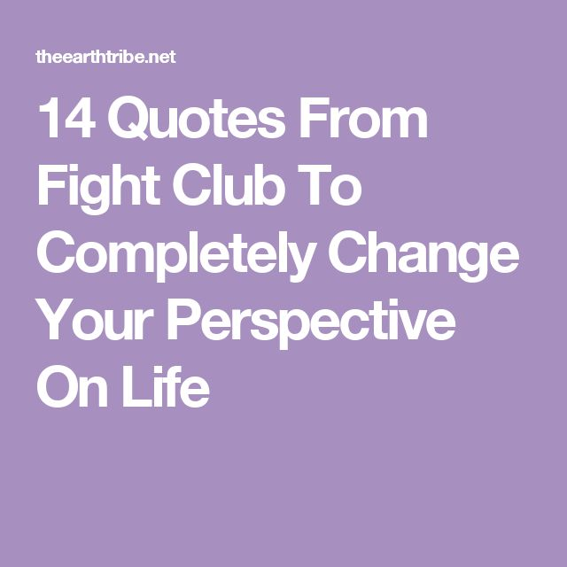 25+ Best Fight Club Quotes Ideas On Pinterest