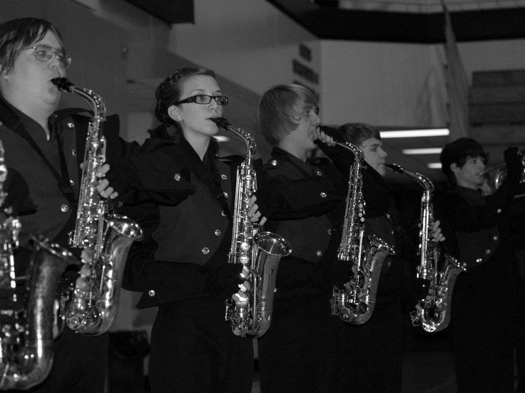 I wouldn't be where I am today without the help of my high school band directors.