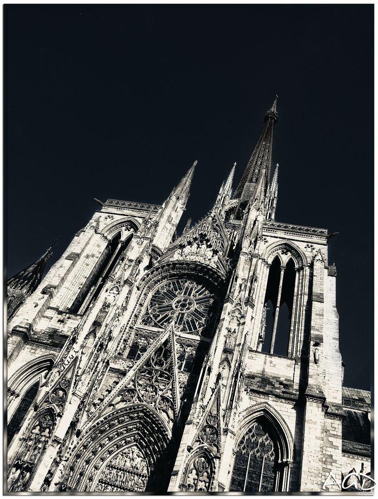 La Cathédrale de Rouen Arnauld Grassin Delyle Photography 2014 http://grassindelyle.fr/