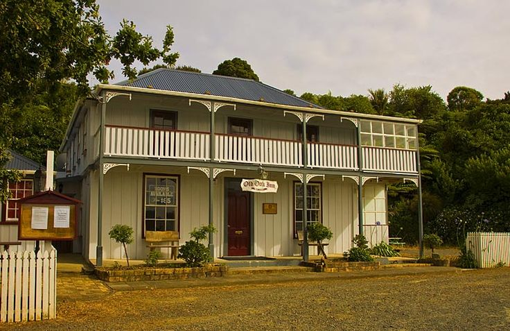 Old Oak Inn, Mangonui, see more at New Zealand Journeys app for iPad www.gopix.co.nz