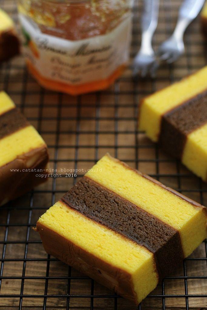 Lapis Surabaya Jeruk Catatan Nina Resep Kue Makanan Kue Lezat