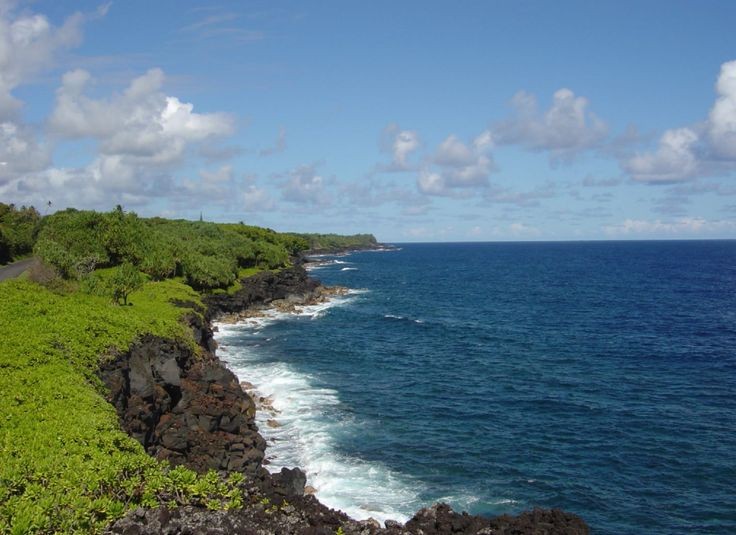 East Coast, Big Island, Hawaii