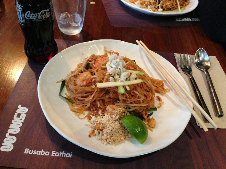 Busaba Eathai | Soho London