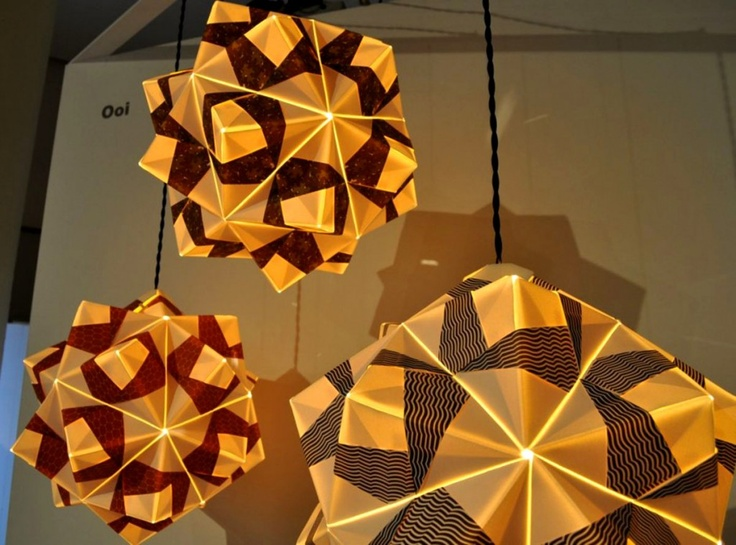 Wonderful Paper Pendant Lights By Andrew Ooi Nice Design