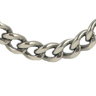 Men's Stainless Steel Cuban Link Chain Save up to 85% Off With Our Discount Clearance Jewelry Sale. Clearance Discount Jewelry Online at Gemologica.com http://www.gemologica.com/sale-c-287.html Clearance Fashion Jewelry, Clearance Diamond Jewelry, Clearan