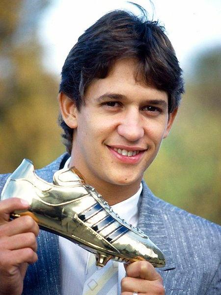 Gary Winston Lineker,6 scores,1986 FIFA World Cup Mexico