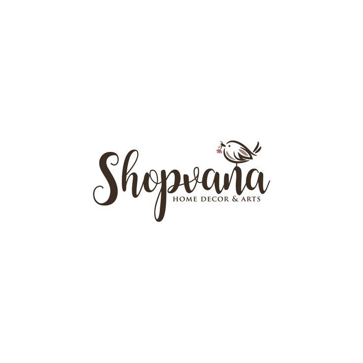 Logo and Business card designs for Shopvana. a custom logo and stationary design project by brandsbysam.com    Get your design done today!