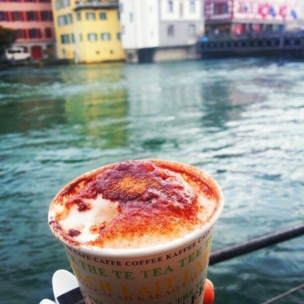 Swiss cappuccino:)