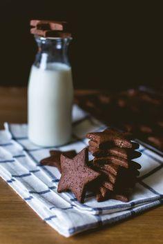 Шоколадное печенье за считанные минуты - kirilife