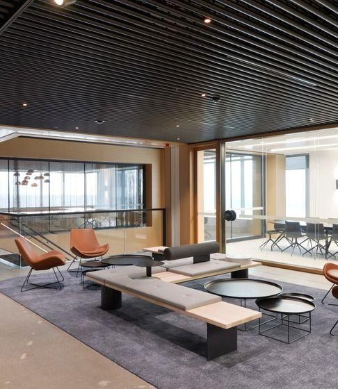 156 best sosiale soner images on pinterest office for Office design brisbane