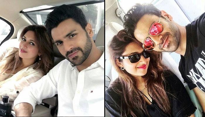 Newlyweds Divyanka Tripathi And Vivek Dahiya Set Out On Their First Road Trip Together