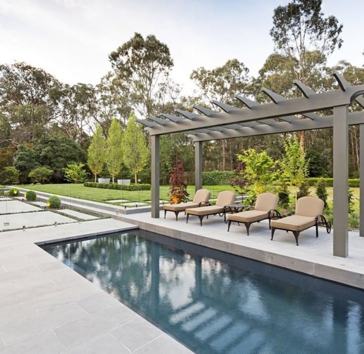 Traditional Garden With Pool: 17 Best Images About Plunge Pool On Pinterest