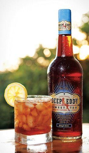 Mix one part Deep Eddy Sweet Tea Vodka with two parts lemonade