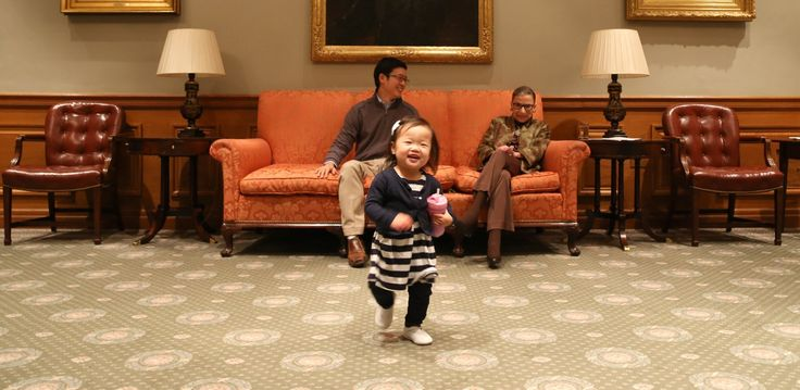 What Ruth Bader Ginsburg Taught Me About Being a Stay-at-Home Dad