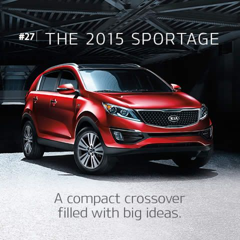 best suv and crossover 2015