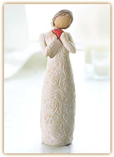 Willow Tree Figurine--I Love You