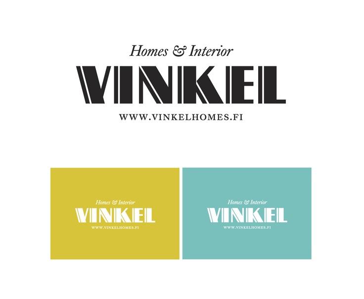 Logo for Vinkel Homes & Interior