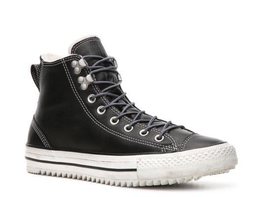 20182017 Fashion Sneakers Converse All Star HI Black Supplier