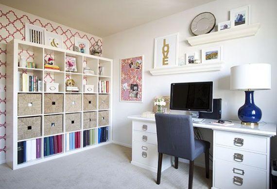 Preppy Home Office
