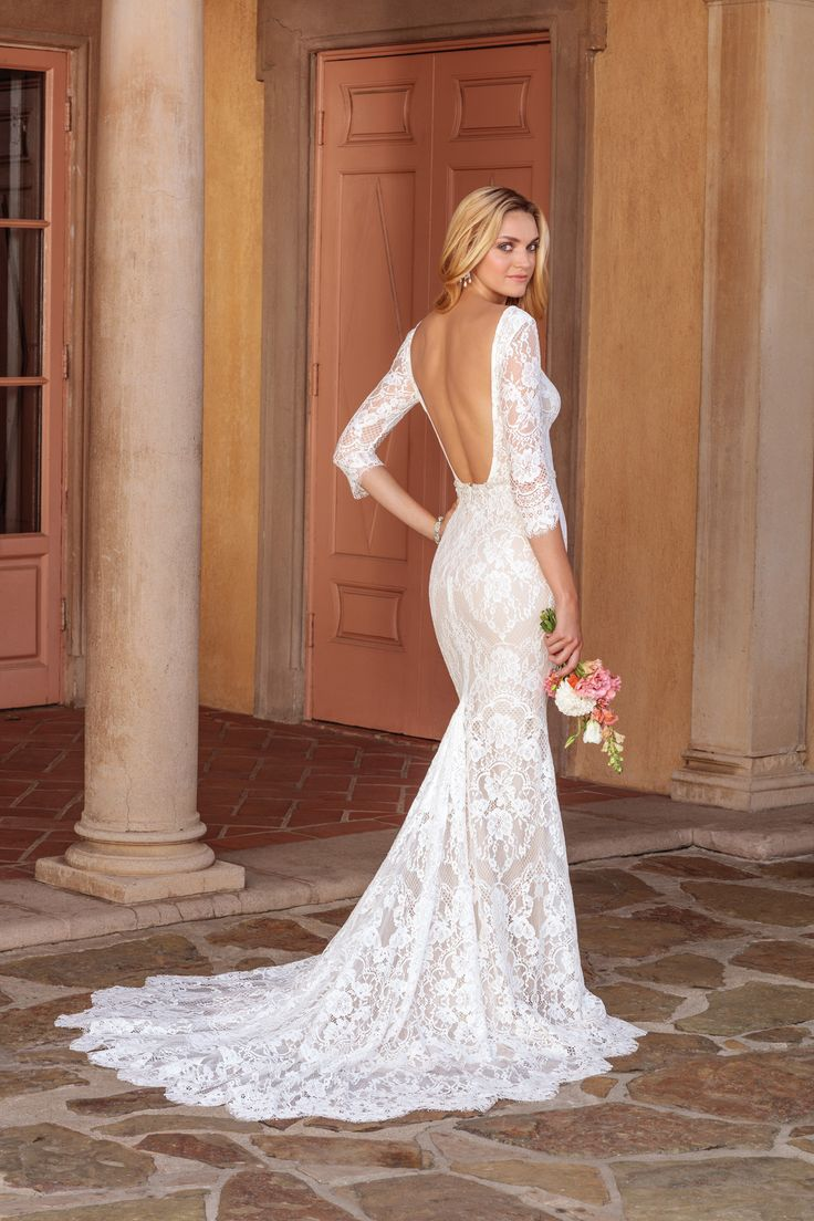 Casablanca Bridal's 'Ainsley'