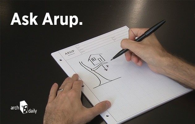 Pergunte à Arup: Qual o melhor galho para se construir uma casa na árvore?