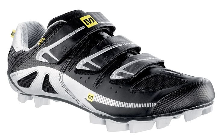 Mavic Pulse MTB shoes features energy grip outsole with optimal energy transfer and great grips for MTB riding,cContagrip outsole for amazing grip and traction and ergofit pre-shaped contoured insole.