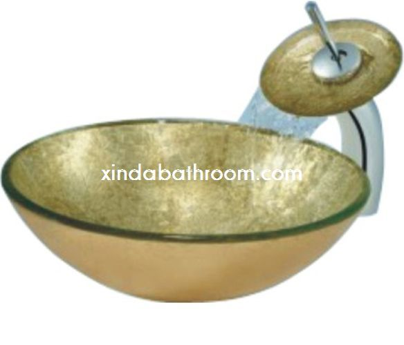 Xinda Bathroom Cabinet Co.,LTD Provide The Reliable Quality 14 Inch Vessel  Sink And