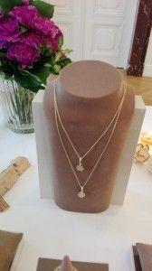 Die zarten Halsketten von Pandora haben mir besonders gut gefallen (c) Aylin Karakas