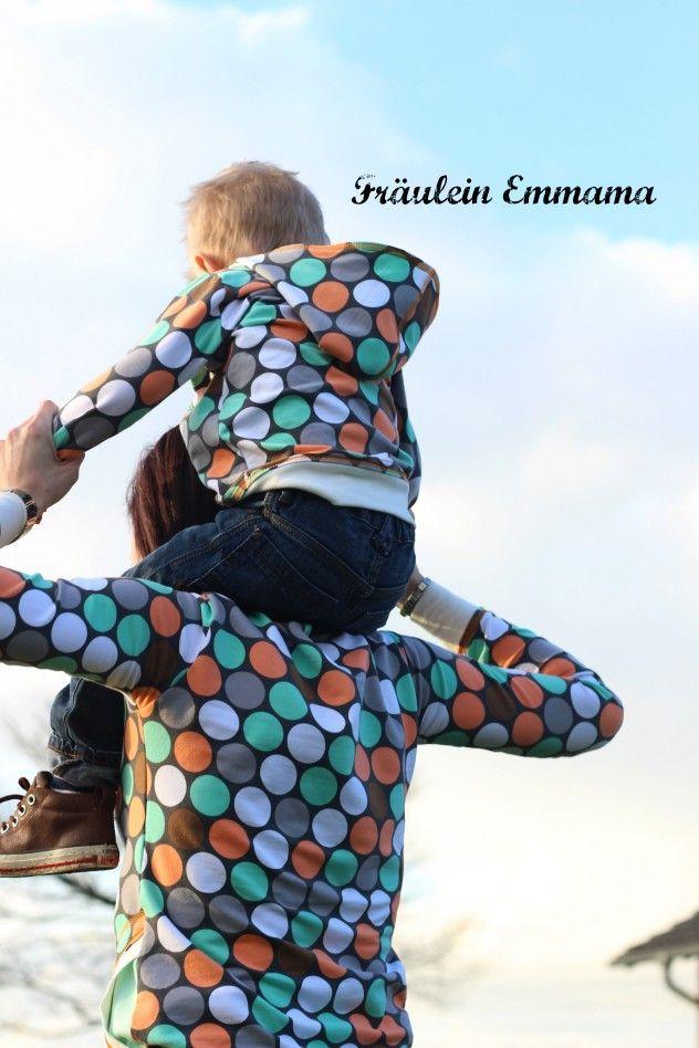 Lillestoff: Sweat Dotties -Fräulein Emmama - Nähen, Nadeln, Stoffe, Schnitte