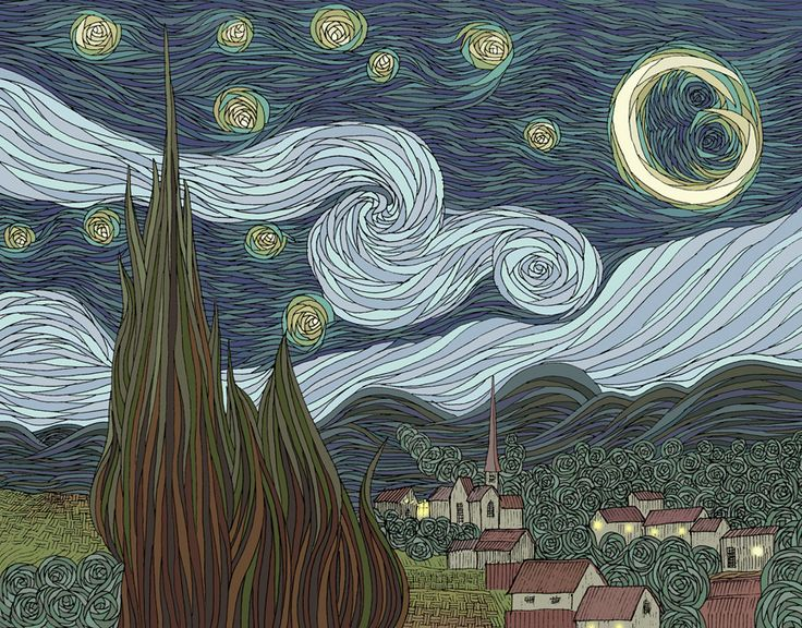 86 Best Images About Starry Night On Pinterest Starry Click Starry Vincent