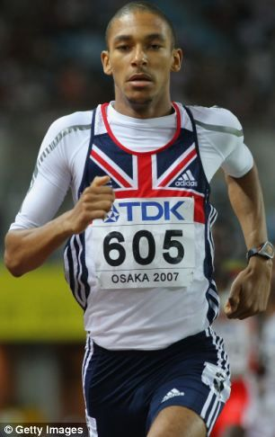 Michael Rimmer - Athletics. 800m.