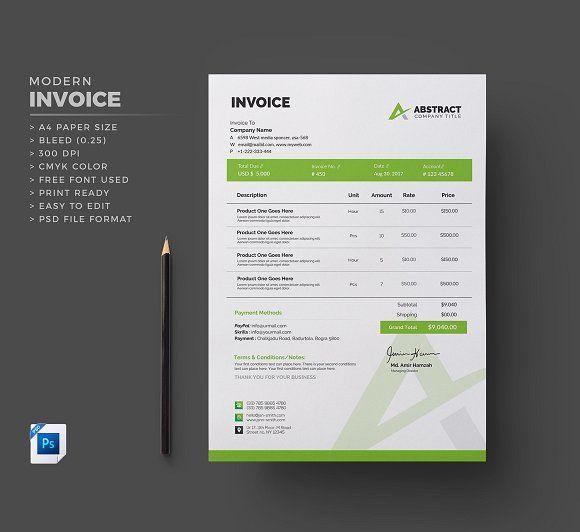 Invoice Invoice Template Invoice Design Template Invoice Design